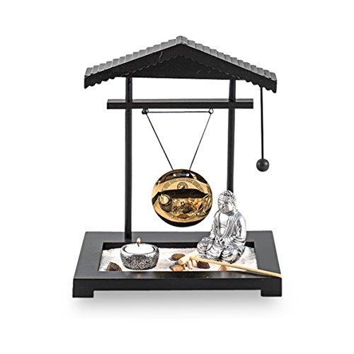 Buddhaset, Buddha, Zen-garden, novelty