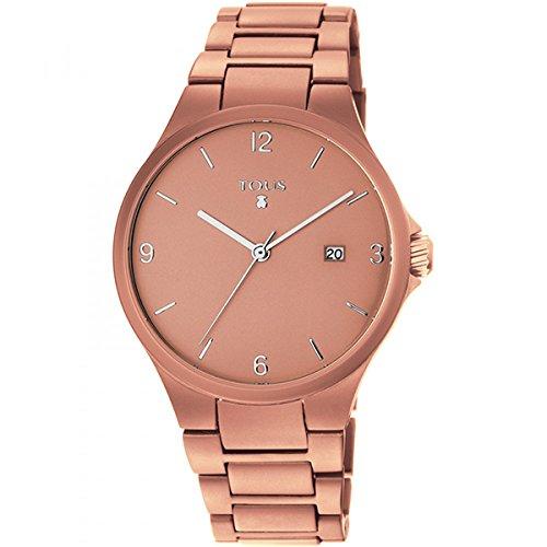 Reloj Tous Motion Aluminio Cobre Mujer
