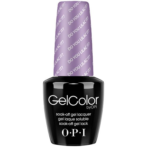 OPI Gelcolor Vernis à Ongle Pastels Do You Lilac It?