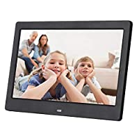 ‏‪10-inch LED Digital Photo Frame HD 1024 * 600 Digital Picture Frame Electronic Album Digitale Picture Support USB and SD Card and Remote Control‬‏