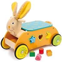 Rabbit cavalcabile di diverse forme da incastrare la destrezza, Carrello da golf