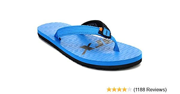 3df4bcf8cabe89 Sparx Men s Flip-Flops and House Slippers  Buy Online at Low Prices in  India - Amazon.in
