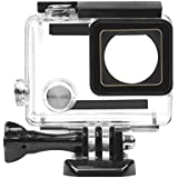 T.Face 30M Waterproof Case For GoPro Hero 4 3+ Black Silver Action Camera With Bracket Protective Housing For Go Pro 4 Accessory