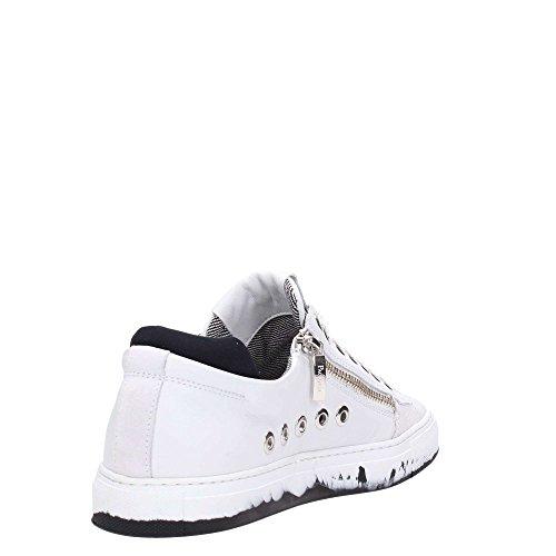 Cesare Paciotti RRLU3TSZ Sneakers Uomo White