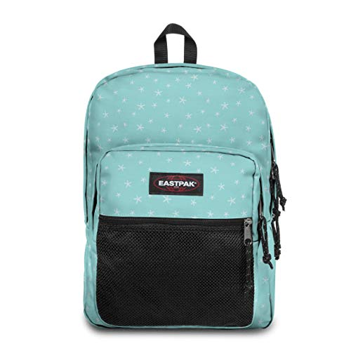 Eastpak Pinnacle Zaino, 42 cm, 38 L, Blu (Seaside Stars)
