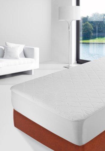 Savel, Protector Acolchado tacto seda, Reversible, 150x190cm (para camas de 150)