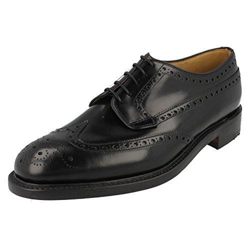 loake-scarpe-stringate-uomo-marrone-tenne-75-uk-f-nero-nero-425
