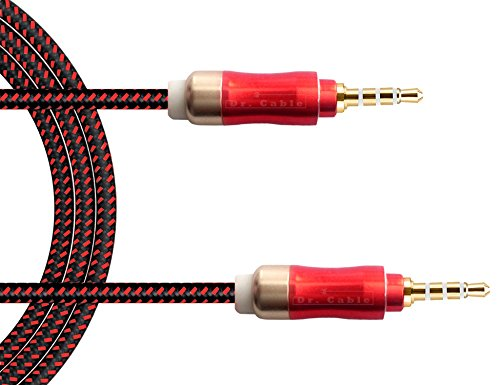 Act Cavo Audio Jack 3.5mm - Stereo Maschio a Stereo Maschio - 1 m Rosso