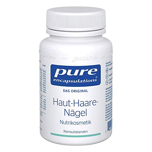 pure encapsulations Haut-Haare-Nägel, 180 St. Kapseln