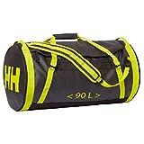 Helly Hansen HH Duffel Bag 2 90L Travel Mixte Adulte, Gris (Ebony), 60 Centimeters