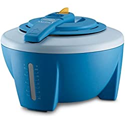 DeLonghi VH 400 - Humidificador, 400 W, luz nocturna, visor agua, 5 litros
