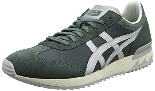 Asics Unisex-Erwachsene Onitsuka Tiger California 78 Ex Sneaker, Grün (Dark Forest/Glacier Grey 8296), 39.5 EU (Tiger Damen Schuh)