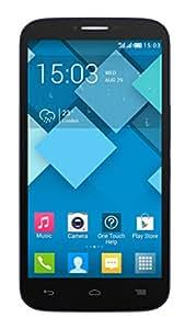 """Alcatel 7047D-EALDE1 Pop C9 Smartphone Dual-microSIM avec écran tactile caméra 8 Mpx processeur Quad Core et android 4.2 Écran 5,5"""" 1,3 GHz noir"""
