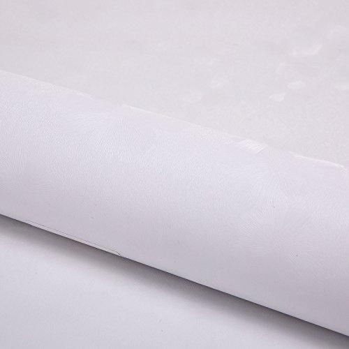 Zhzhco Einfach Im Europäischen Stil, Gepolsterte Pvc Selbstklebend Selbstklebende Tapete Tapete Wasser Wild Schlafzimmer Wohnzimmer 45Cm*10M