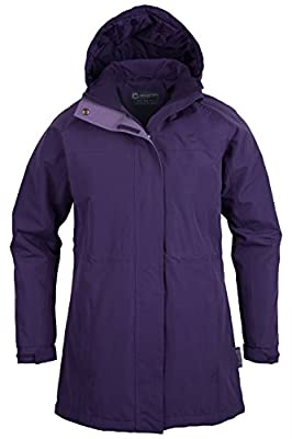 Mountain Warehouse Westport Damen-Winterlangjacke von Mountain Warehouse - Outdoor Shop