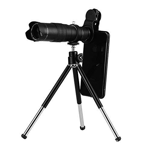 Olydmsky 22 x mobile telescopio universale volte lunga gio di lens 4k ultra hd tiro lunga distanza