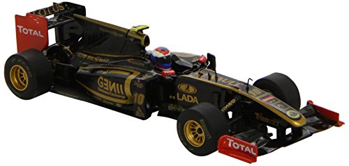 Scalextric Original - Lotus Renault GP Petrov - Coche Slot analógico (A10079S300)