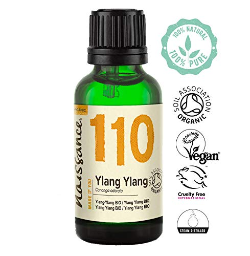 Naissance Ylang Ylang 30ml BIO zertifiziert 100% naturreines ätherisches Öl