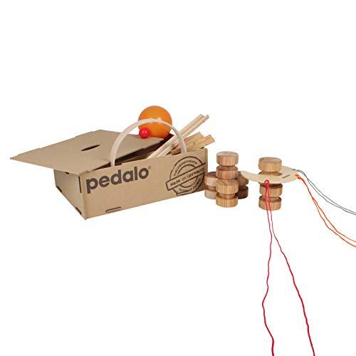 pedalo Teamspiel-Box Eins I Kooperation I Kommunikation I Teambulding I Soziale Kompetenzen I Teamwork I BGM