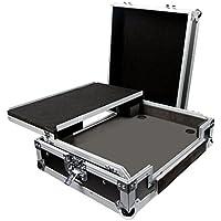 American DJ Accu Case ACF-SW/VMS4 Road - Custodia rigida per mixer, 47 x 56 x 61,5 cm, Nero