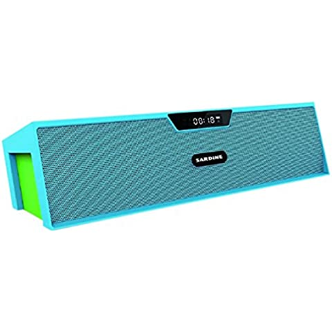 Altoparlante bluetooth, Megadream® Altoparlante wireless portatile audio