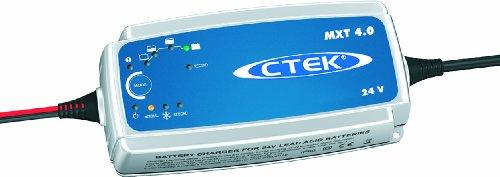 CTEK MXT 4.0 Multi-Funktions Batterieladegerät Mit 8-Stufen Technologie, 24V 4 Amp (Ctek-batterieladegeräte)