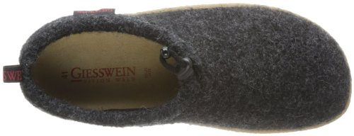 Giesswein Vent, Chaussons homme Gris (029 Anthrazit)