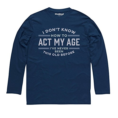 never-been-this-old-before-t-shirt-manica-lunga-uomo-blu-navy-m