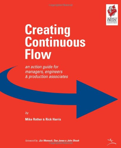 Creating Continuous Flow: An Action Guide for Managers, Engineers & Production Associates: An Action Guide for Managers, Engineers and Production Associates por Rick Harris