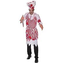 Bristol Novelty ac809 carnicero sangriento disfraz, ...