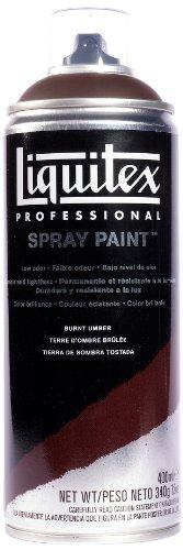 Liquitex Professional - Acrílico en spray, 400ml, tierra de sombra tostada