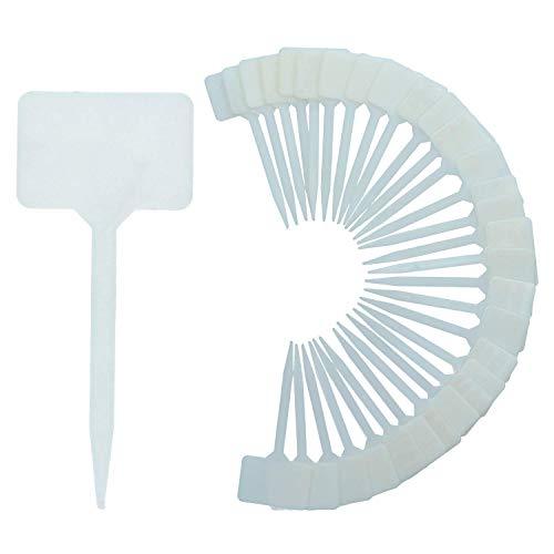 AB Tools 30 étiquettes de l'usine avec des bâtons de Serre Jardinage Graines marqueurs rempotage GAR56