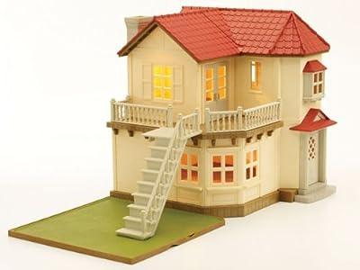 Sylvanian Families - Casa de muñecas (madera de haya) por Sylvanian Families
