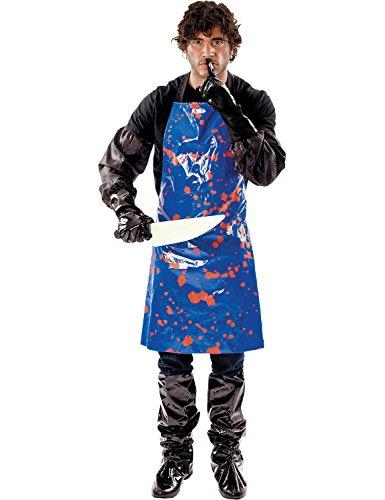 Herren Dexter Serienmörder Bay Harbor Butcher Halloween Kostüm (Serienmörder Halloween Kostüme)