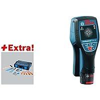 Bosch Professional B29800B29800D de tect120L-Boxx, Azul/Negro