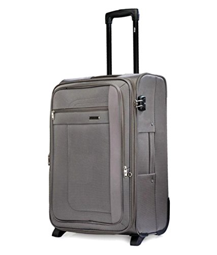 VIP MILLER CABIN TROLLY BAG 55 CM GREY  available at amazon for Rs.3060