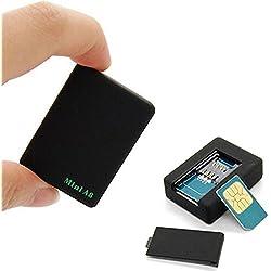 Hi-Tech - Localizador de Dispositivos de Seguimiento de Seguridad para Coche y Mascota, portátil, en Tiempo Real