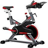 Fitfiu - BESP100 Silent+  Bicicleta spinning indoor con...