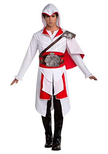 LF Centennial Pte. Assassin's Creed II Ezio Mens Fancy Dress Costume Large (Für Erwachsene Assassin's Creed Ezio Kostüm)