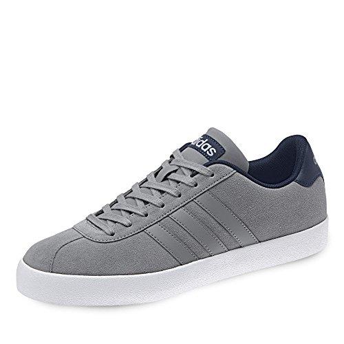 adidas Court Vulc, Scarpe da Fitness Uomo Grigio (Gritre / Gritre / Maruni)