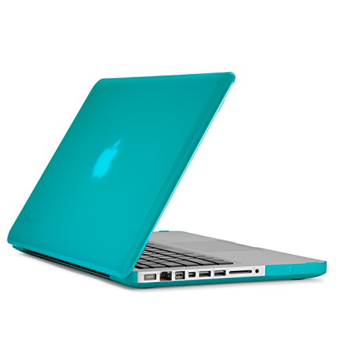Speck Products SmartShell Case for MacBook Pro with Retina Display 15-Inch, Calypso Blue (SPK-A2390)