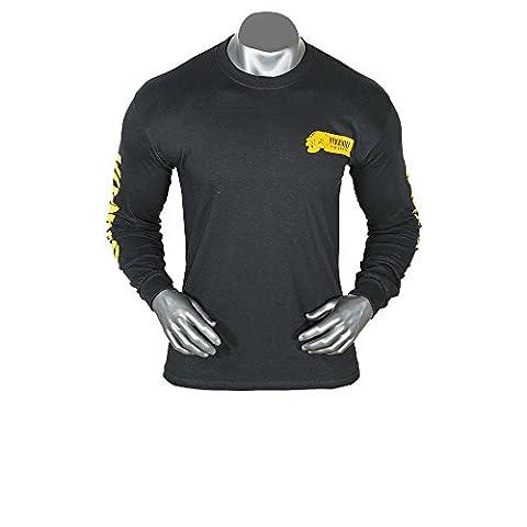 Voodoo Tactical 20-0094001097 Men's Long Sleeve T-Shirt, Black