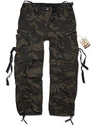 Hose Brandit M65 Vintage Trouser darkcamo