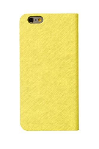 Ozaki OC581BK Etui folio pour iPhone 6 Plus Noir jaune