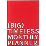 octàgon Agenda grande (A4), planificador mensual