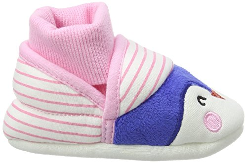 Tom Joule Baby Mädchen V_babynprslpg Lauflernschuhe Multicolor (Penguin)