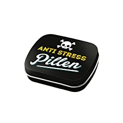 Pillendose - Anti Stress Pillen