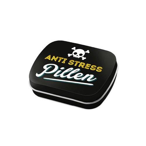 Pillendose - Anti Stress Pillen -
