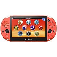 Sony PlayStation Vita PCH-2000ZA24 Wi-Fi Model Neon Orange (Japan Import)
