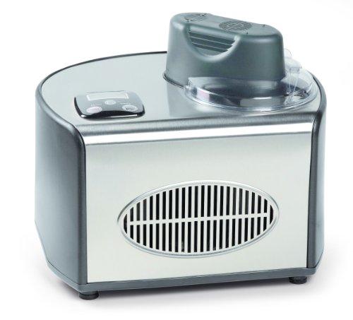 Domo Do-9030Idomo Sorbetière à Réfrigération Rapide avec Compresseur 31°C 160W